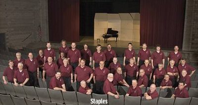 Staples Area Male Chorus